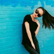 áo phông đen