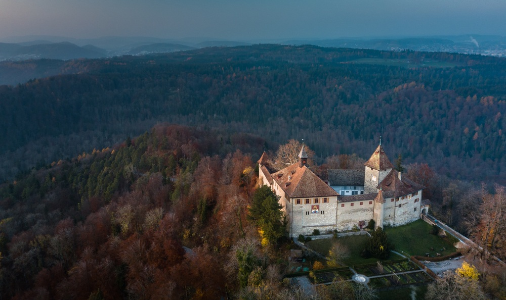 lâu đài Kyburg