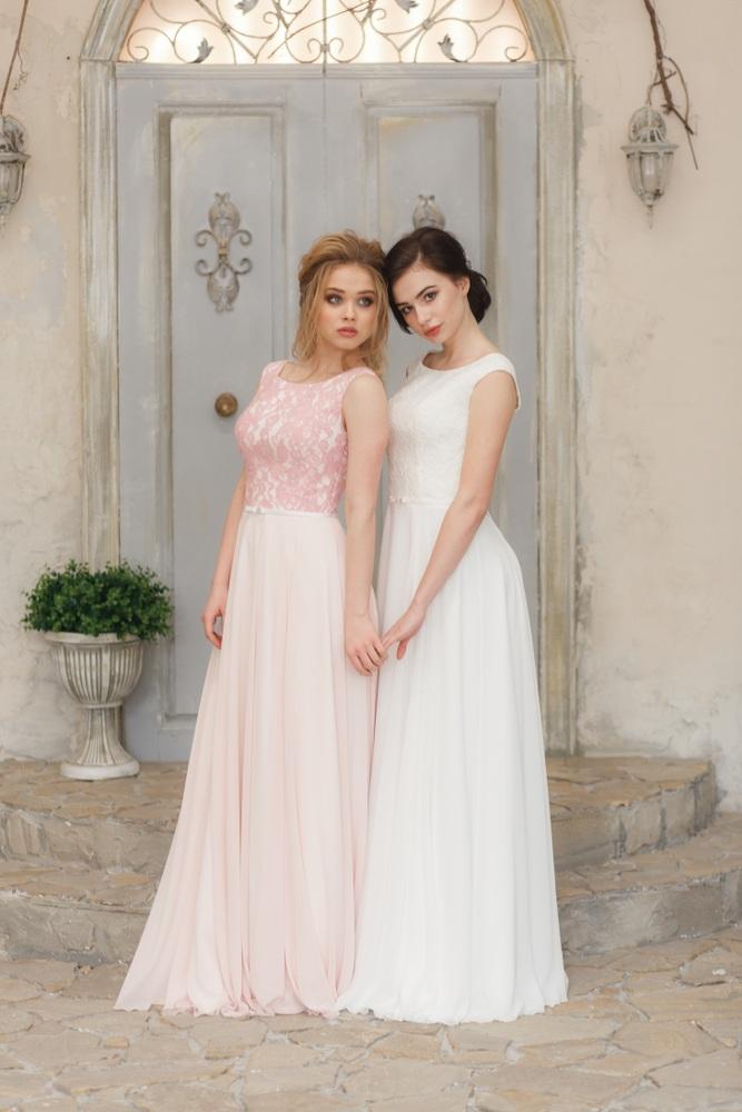 váy cô dâu