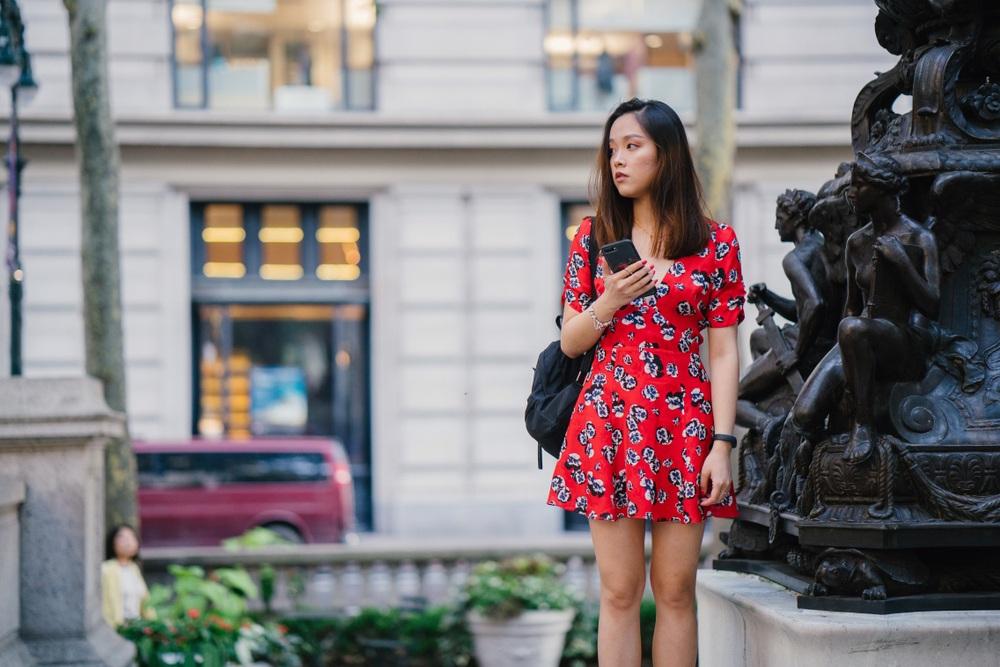 váy một mảnh