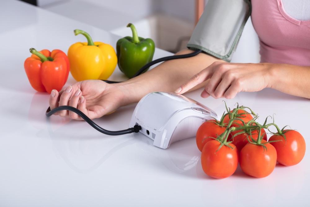 thực phẩm và huyết áp