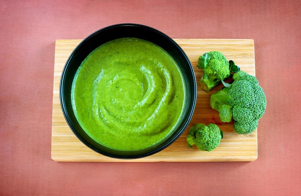 Kem súp bông cải xanh