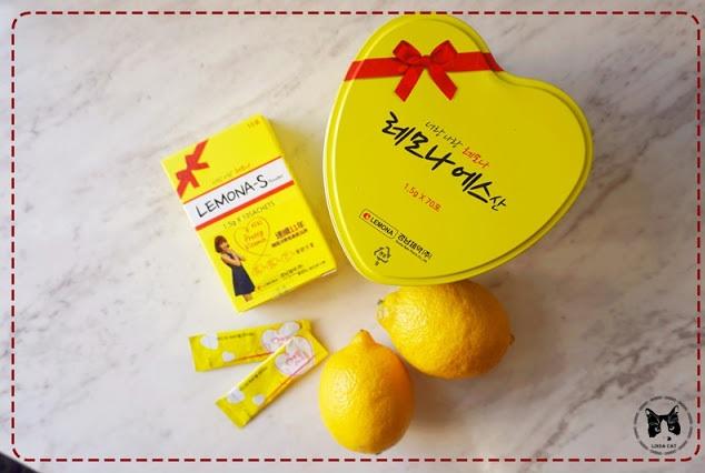 Bột Vitamin C Lemona Hàn Quốc