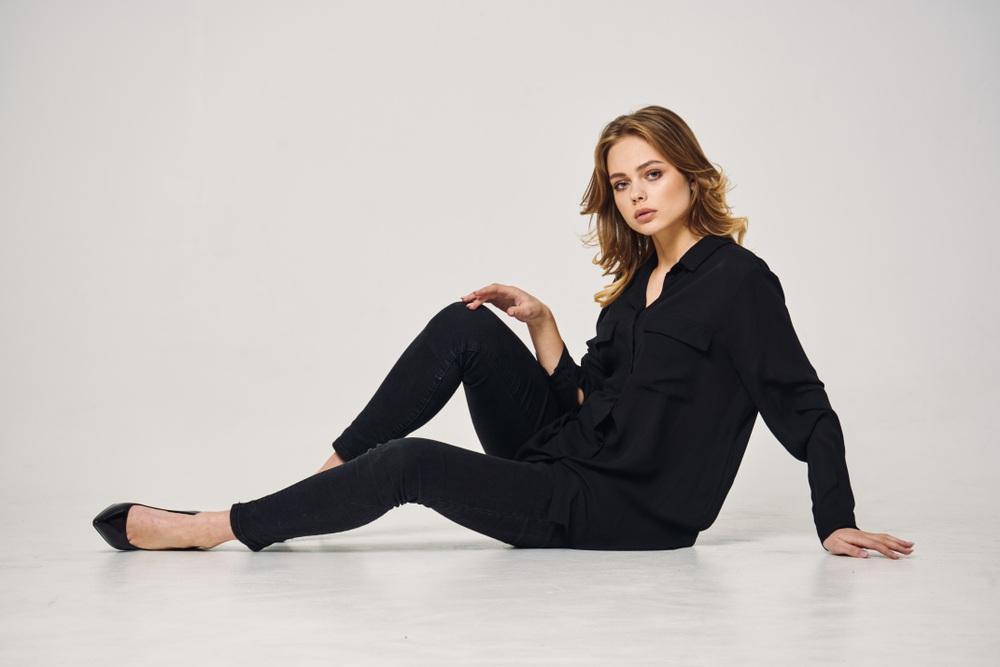 quần áo đen