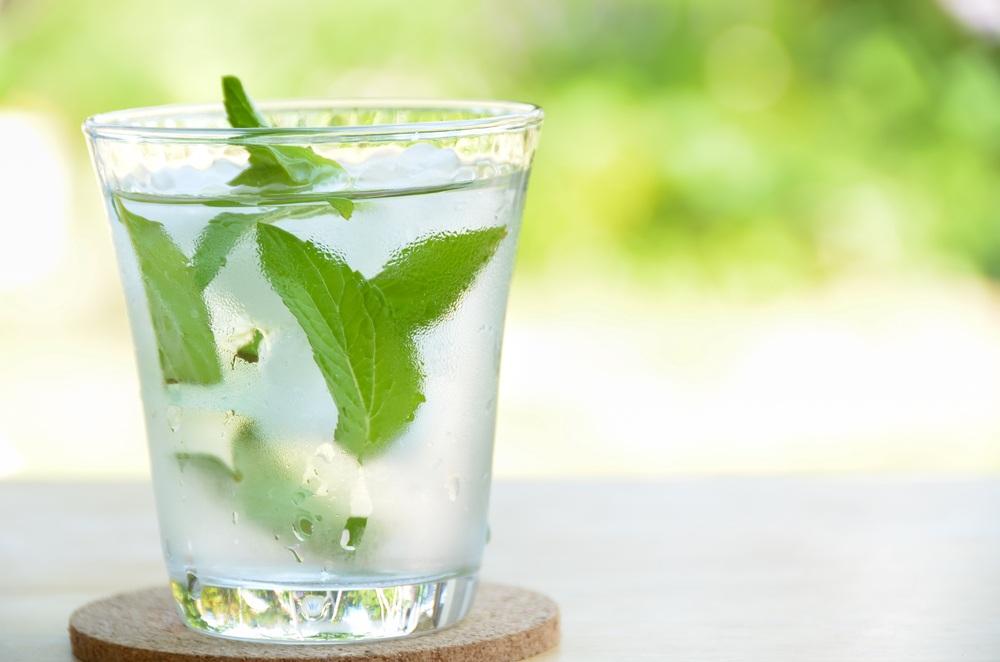 nước bạc hà
