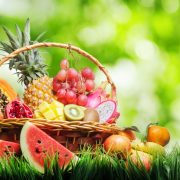 trái cây mùa hè